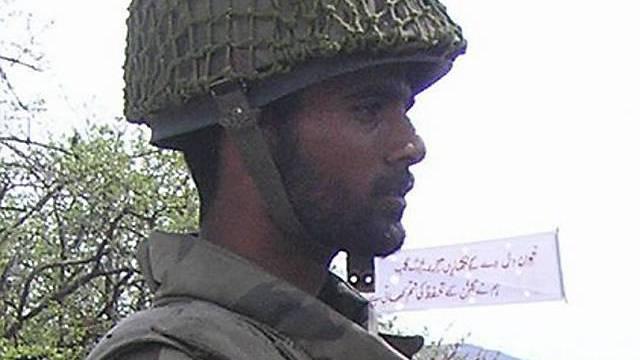Pakistanischer Soldat im Swat-Tal (Archiv)