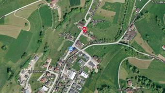 Asylunterkunft in Hergiswil bei Willisau befindet sich an der Dorfstrasse 3.