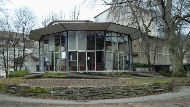 Das Kurtheater Baden wurde 1952 aus der Taufe gehoben.