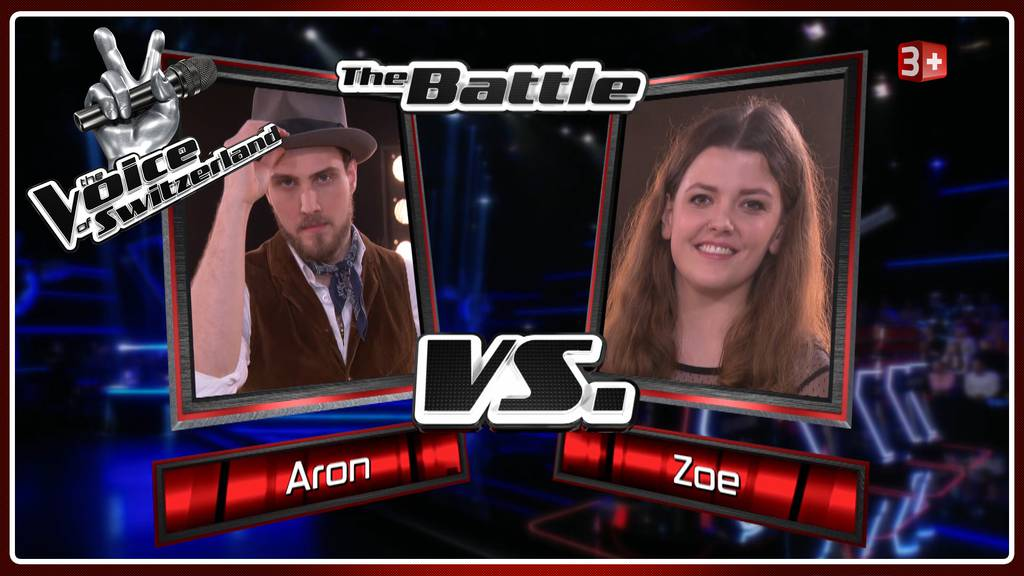 Staffel 1 - Folge 8 | Battle Aron vs Zoe