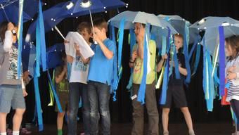 «Das Geheimnis der sieben Perlen»: Schule Ennetbaden studiert Musical ein