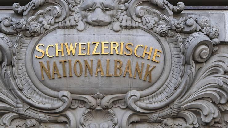 Die Sichtguthaben der SNB deuten auf eine Intervention am Währungsmarkt hin (Archivbild).