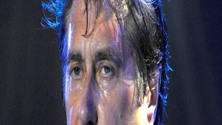 Der Dandy im Anzug: Popmusiker Brian Ferry.