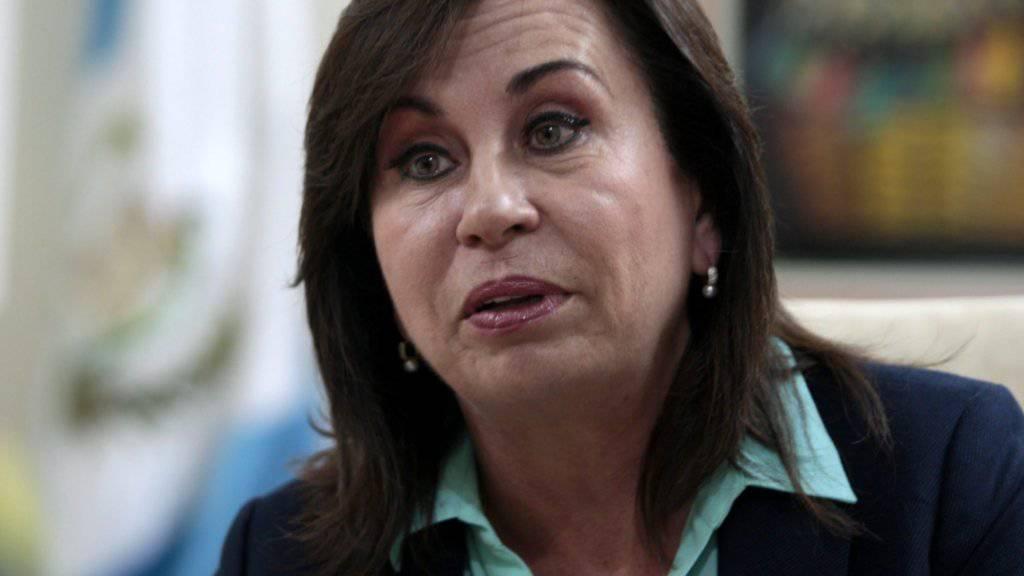 Jetzt ist es offiziell: Die Sozialdemokratin und frühere First Lady Sandra Torres hat bei der Wahl bei der Präsidentschaftswahl in Guatemala den zweiten Platz erreicht und tritt damit im zweiten Wahlgang gegen den Erstplatzierten Jimmy Morales an.