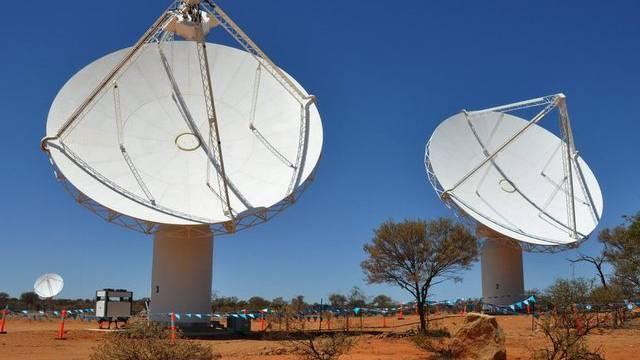 Auf die Teleskope haben sich Forscher aus aller Welt lange gefreut