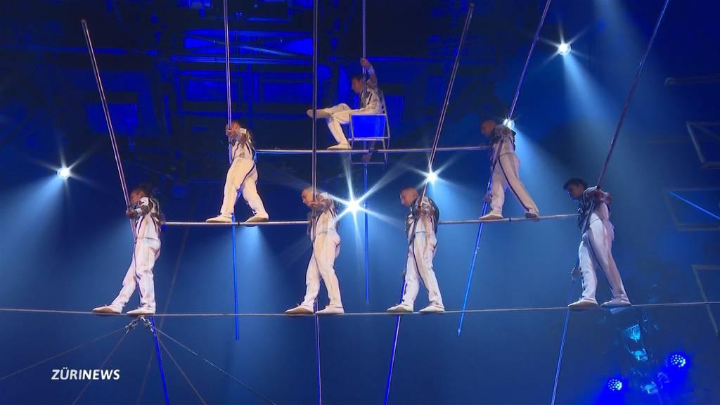Zirkus Knie feiert lang erwarteten Tourneestart