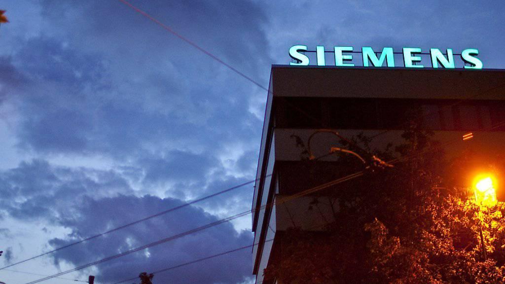 Sitz von Siemens Schweiz in Zürich: Die Regionalgesellschaft konzentriert sich auf die drei Sektoren Energie, Gesundheitswesen und Industrie (Archiv).
