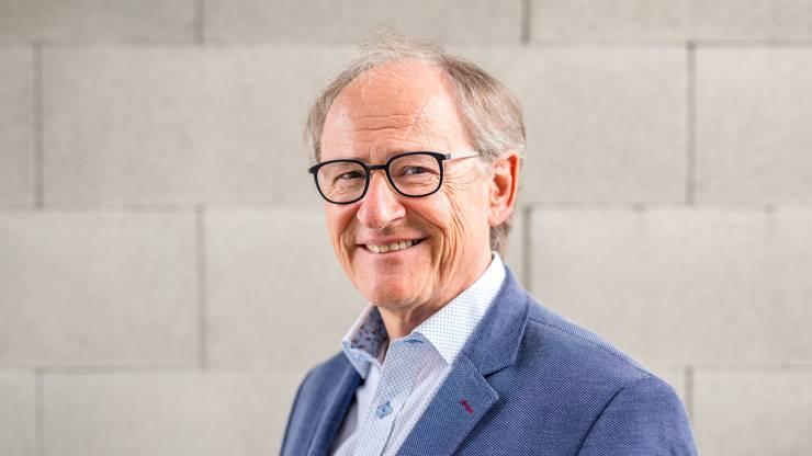 Baden-Präsident: Heinz Gassmann.