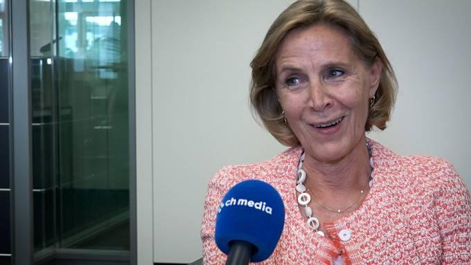 Kreativ oder chaotisch? Fussball oder Bühne? Wofür sich die Basler LDP-Ständeratskandidatin Patricia von Falkenstein wohl entscheiden mag?