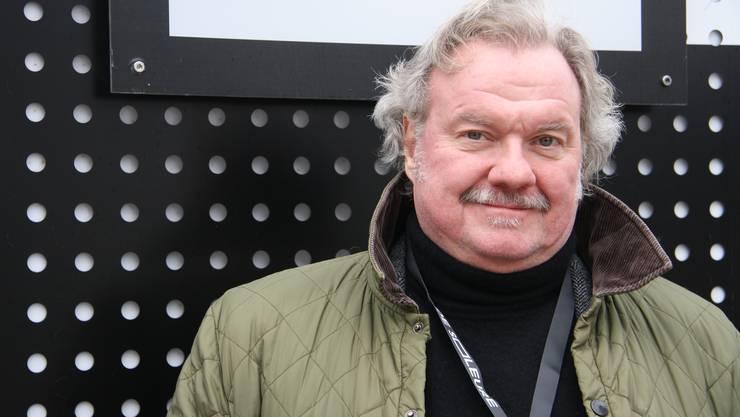 Werner Biermeier war gleich in zwei Filmen an den Filmtagen zu sehen.