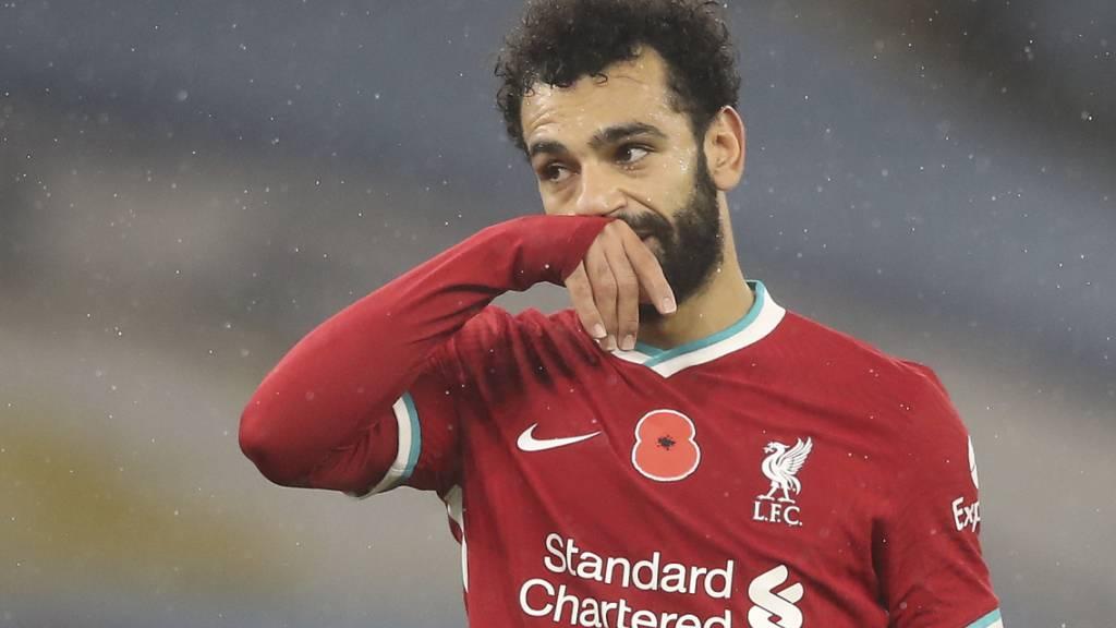 Mohamed Salah in Isolation