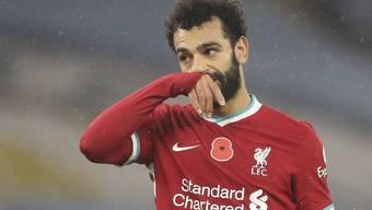 Mohamed Salah verpasst die nächsten zwei Spiele mit Liverpool