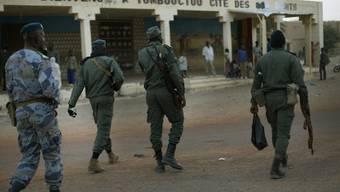 Die Mission zur Stabilisierung des krisengeschüttelten Landes Mali in Afrika zählt zu den gefährlichsten UNO-Einsätzen weltweit. (Archivbild)