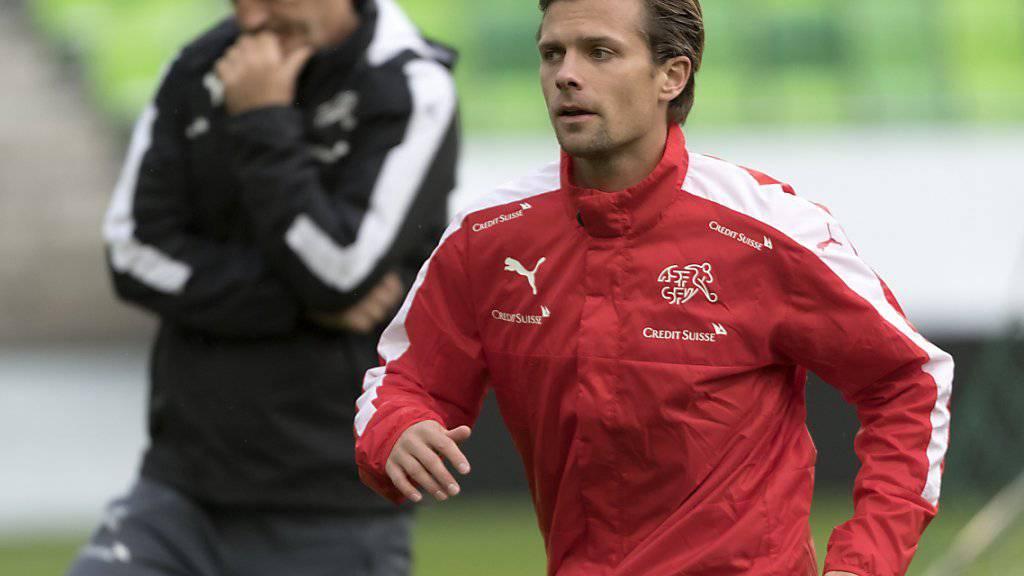 Findet Valentin Stocker den Tritt auch im Schweizer Nationalteam erneut?