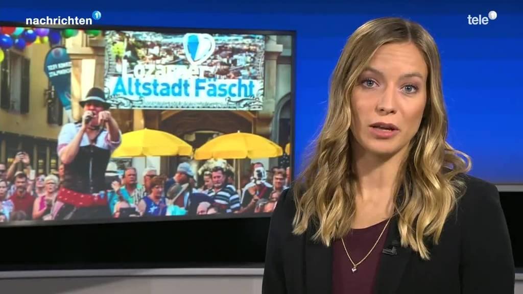 Ende für Luzerner Altstadtfest