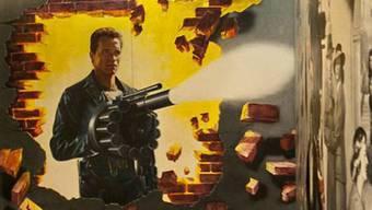 Schwarzeneggers Rollenwechsel vom Terminator zum Gouvernator