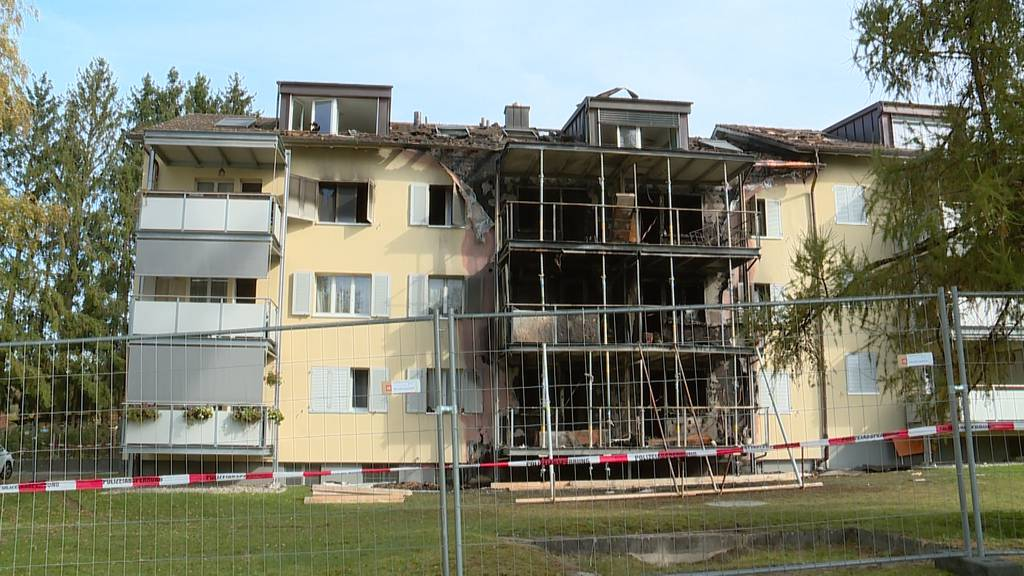 Brand in Uster ZH: Legte Toter das Feuer selbst?