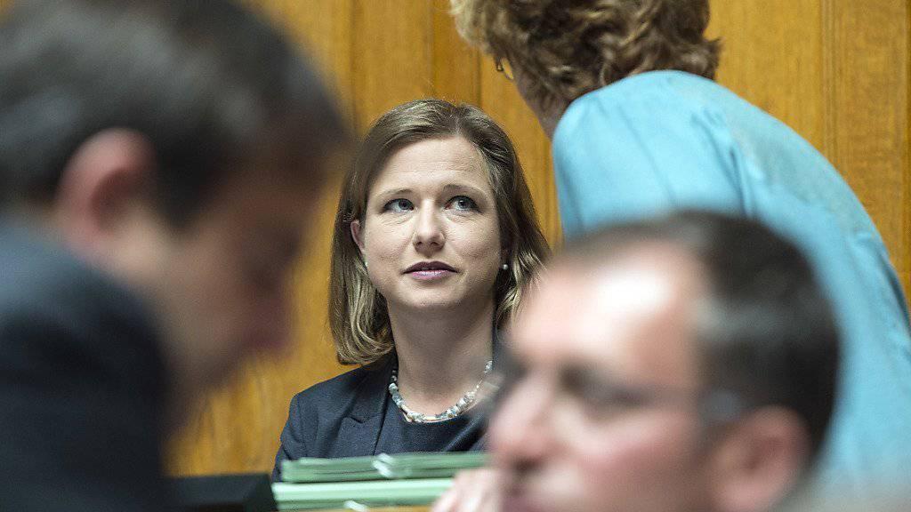 Das Büro des Nationalrates fordert nach der Kasachstan-Affäre um FDP-Nationalrätin Christa Markwalder eine «Auslegeordnung» zum Lobbyismus. (Archivbild)