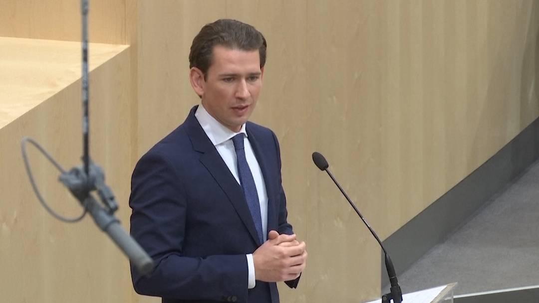 Österreich: Kanzler Kurz vom Parlament gestürzt