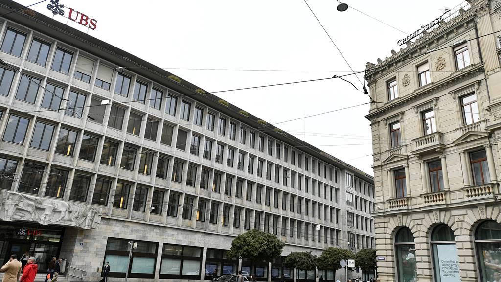 UBS-Präsident Axel Weber soll mit Verlagerung nach Frankfurt gedroht haben