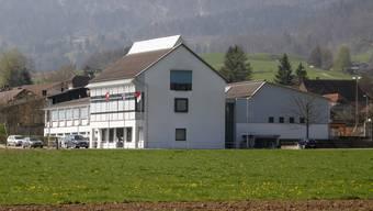 Die Gemeindeverwaltung an der Kleinfeldstrasse 1 in Matzendorf.