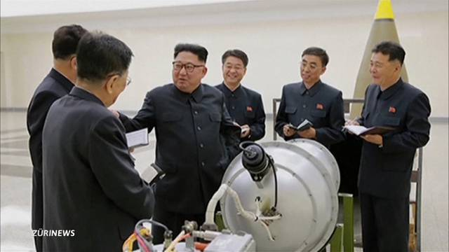 Schweiz will zwischen Nordkorea und USA vermitteln