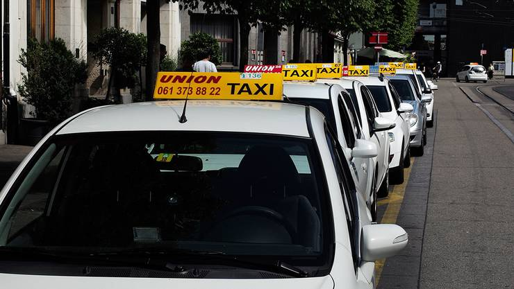 Gegen das neue Taxigesetz hat die Gewerkschaft Unia das Referendum ergriffen.