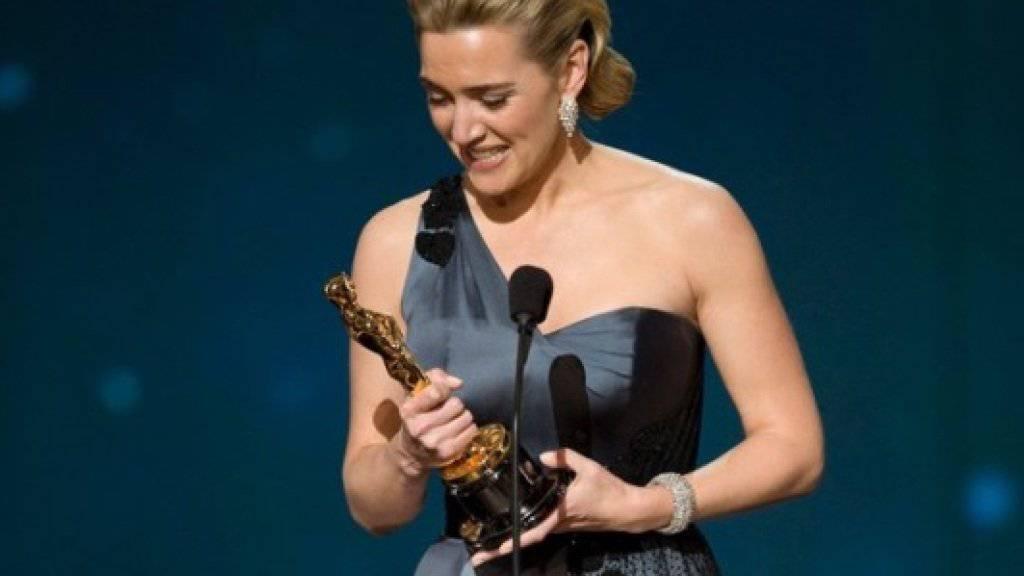Kate Winslets Gäste dürfen diesen Moment auf dem Klo nachstellen (Archiv).