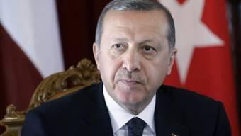Türkischer Präsident Recep Tayyip Erdogan (Archiv)