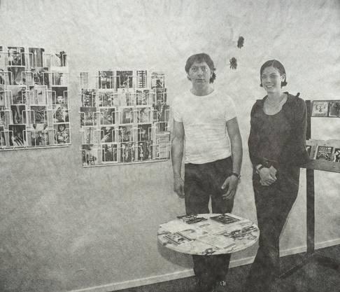 Vor 20 Jahren haben Martina Ganz und Dimi Denage das «Dezibelle» eröffnet.