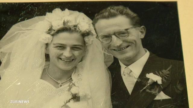 65 Jahre verheiratet