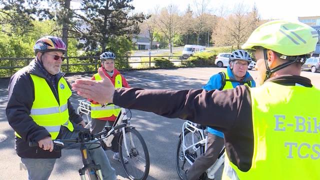 TCS-Kurs soll Anzahl E-Bike-Unfälle minimieren