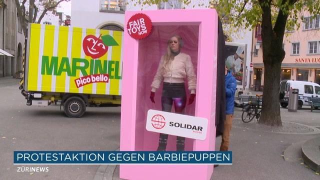 Ein Rappen pro Barbie