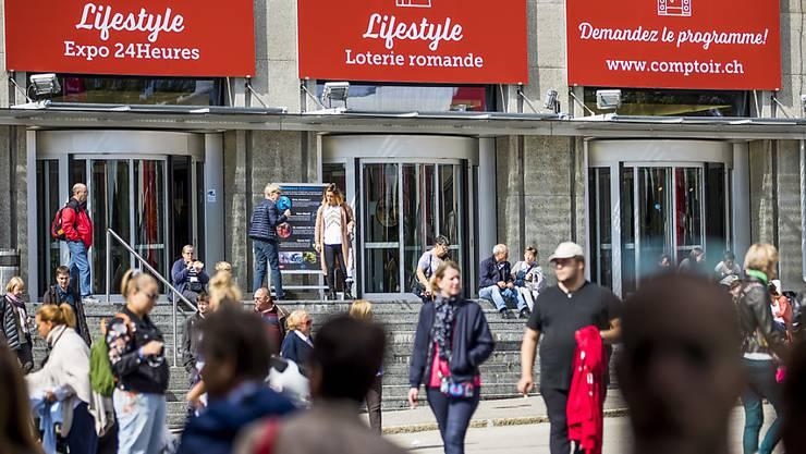 Schweizer Messen sind keine Publikumsmagnete. Auch müssen sie rentabler werden. (Symbolbild)