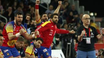 Spanien ist erstmals Handball-Europameister!