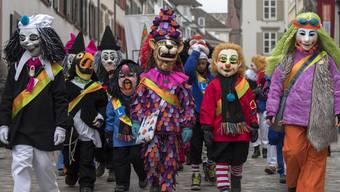 Basler Kinderfasnacht 2018