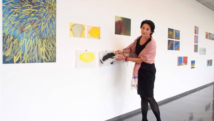 Anita Mendler, Arbeiten unter ihrem Titel «einiges und immer mehr» aus dem Jahre 2013