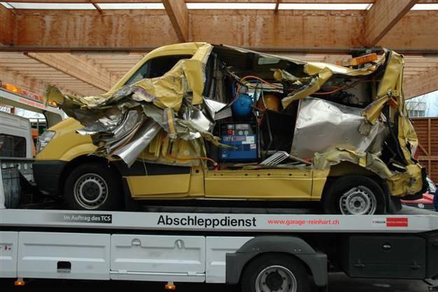 Unfall Boningen