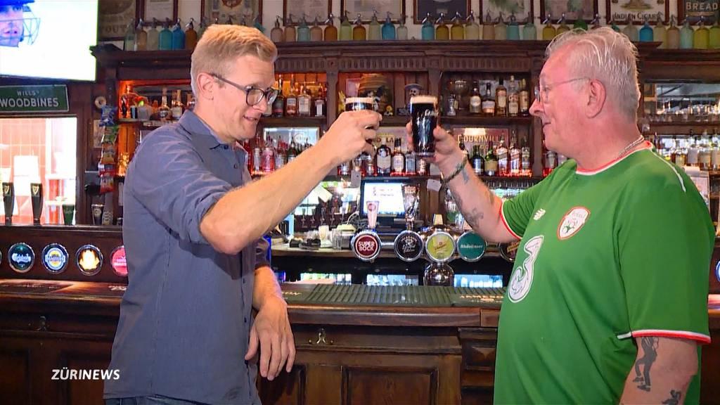 Irland vs. Schweiz: Duell abseits des Fussballplatzes