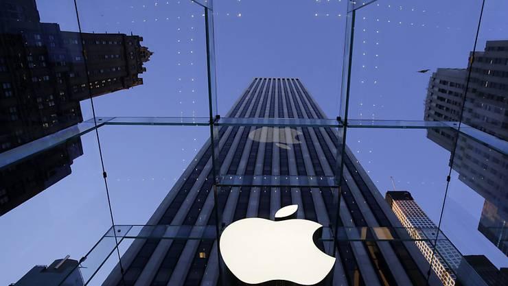 Soll 13 Milliarden Euro Steuern nachzahlen: Apple wehrt sich gegen die EU-Forderung. (Archivbild)
