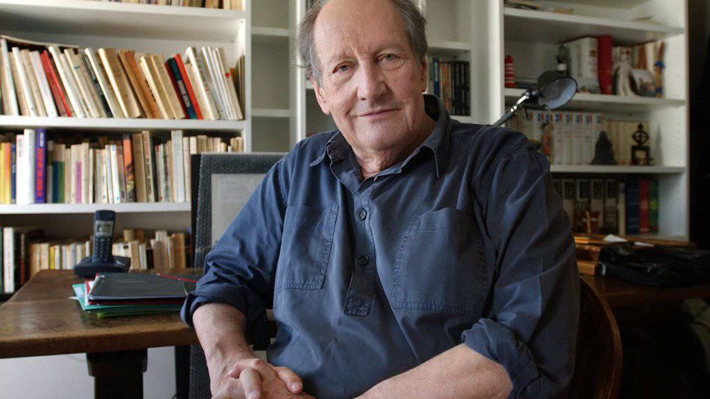 Der Genfer Regisseur Claude Goretta ist im Alter von 89 Jahren gestorben. (Archivbild)