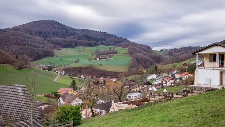 Densbüren hat rund 700 Einwohner.
