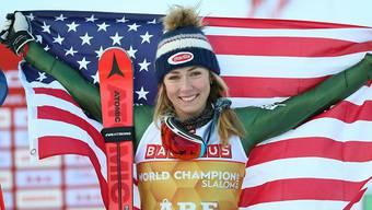 Mikaela Shiffrin, die sich zuletzt stark erkältet über die Runden kämpfte, legt im Weltcup eine Pause ein