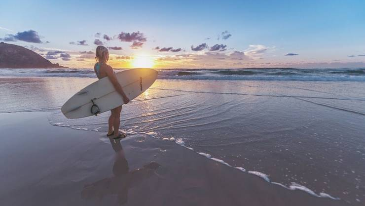 Nur am Meer ist für die Goldacherin Karin Ochsner ein Alltag beinahe ohne allergische Reaktionen möglich.