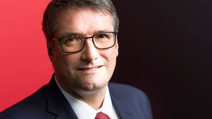 Christian Levrat (49) wirkt auch in seinem elften Jahr als SP-Chef nicht müde.