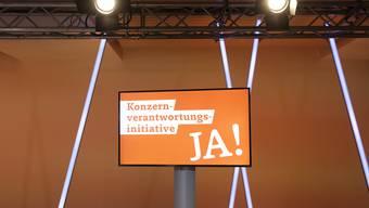 Statt ein Ja gab es am Sonntag ein Jein: Die Konzernverantwortungsinitiative scheiterte trotz Volksmehr am Widerstand kleinerer Kantone.