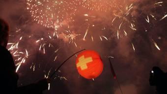 Im ganzen Kanton Aargau gilt ein Feuer- und Feuerwerksverbot.