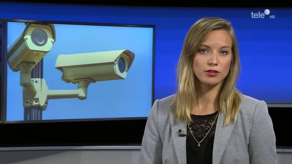 Mehr Kameraüberwachung Zug