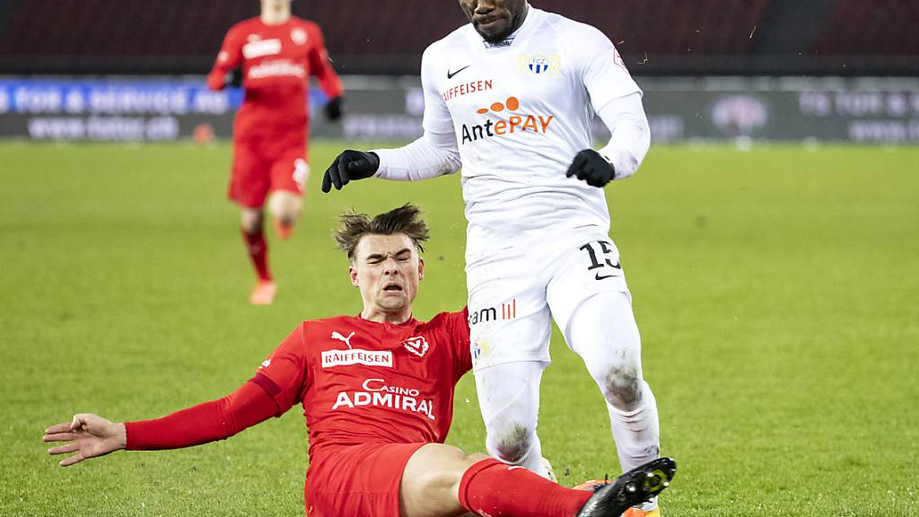Vaduz schlägt den FC Zürich auswärts mit 1:0