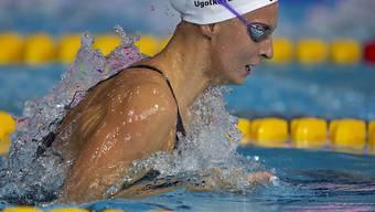 Bronze und Schweizer Rekord für Maria Ugolkova über 200 m Lagen